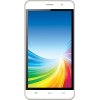 Intex Cloud 4G Smart(White & Champagne, 8 GB)