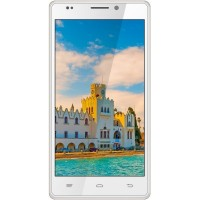 Intex Aqua Power HD(white & gold, 16 GB)