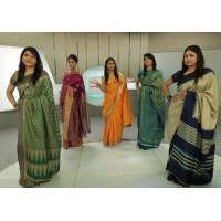 Bahubali Set Of 5 Sarees